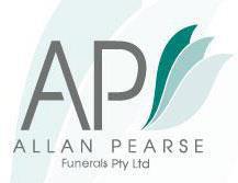Allan Pearse Funerals Logo
